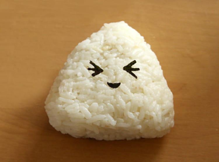 Recette onigiri la recette facile - Recette riz japonais ...