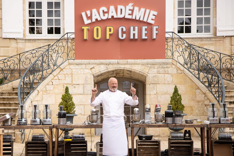 Objectif Top Chef: Philippe Etchebest malmené par... un enfant de 4ans!