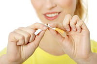 l'envie de fumer est toujours présente mais la séance d'hypnose a permis de la