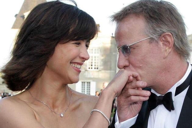 Sophie Marceau et Christophe Lambert : photos amour rupture