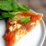 pizza margherita 100 maison