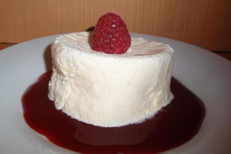 Glace à la vanille maison (sans sorbetière)