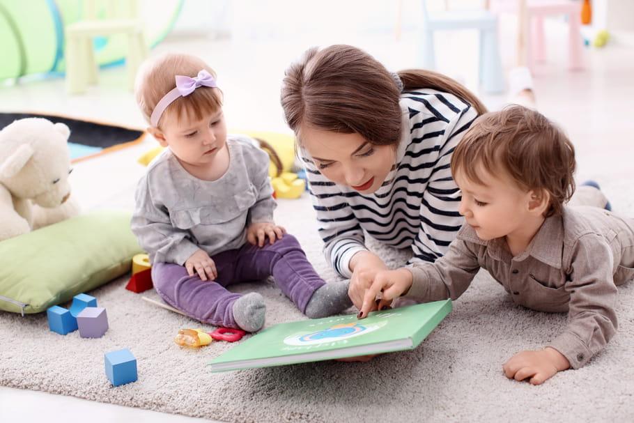 Assistante maternelle: salaire, nombre d'enfants, agrément