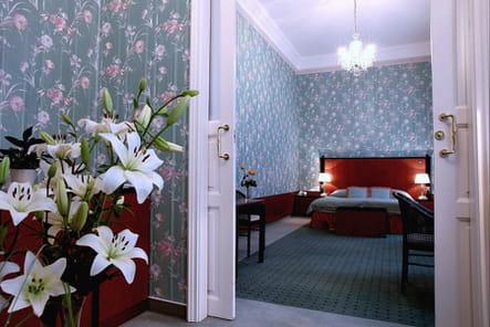 Grandhotel Pupp à Prague (République Tchèque) dans Casino Royal en 2006