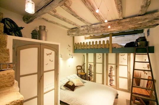 Une mezzanine qui fait rêver
