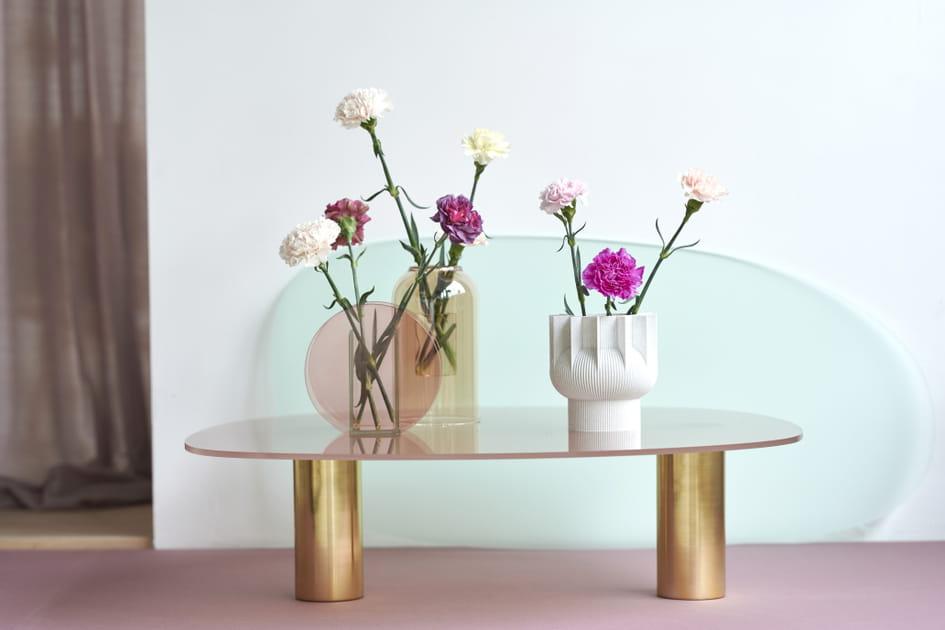 Des vases graphiques