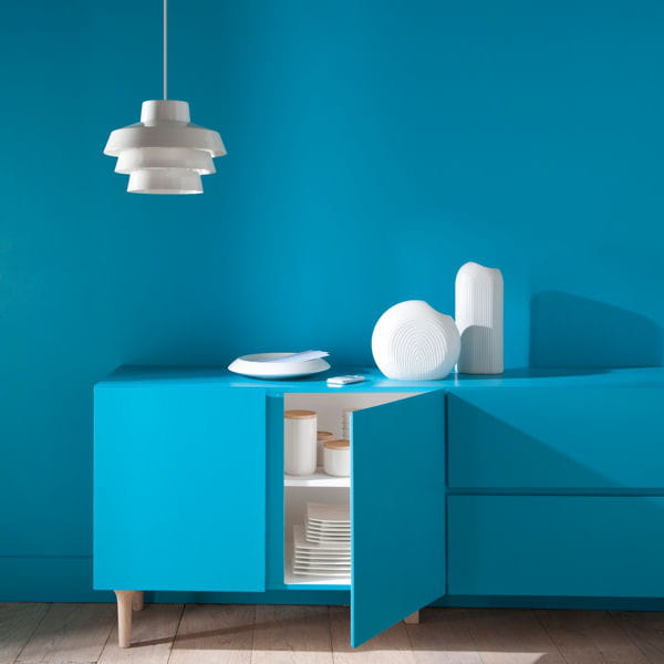 peinture mate riviera de colours chez castorama. Black Bedroom Furniture Sets. Home Design Ideas