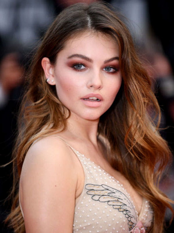 Les yeux cuivr s de thylane blondeau for Todays best photos