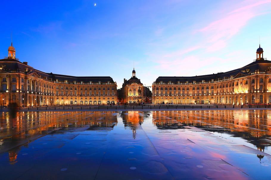 Bordeaux, élue ville la plus attractive au monde