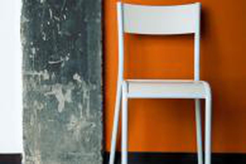 Chaise D École Mullca chaise 510 originale par label edition
