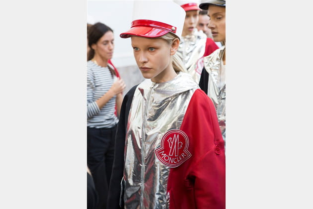 Moncler Gamme Rouge (Backstage) - photo 75