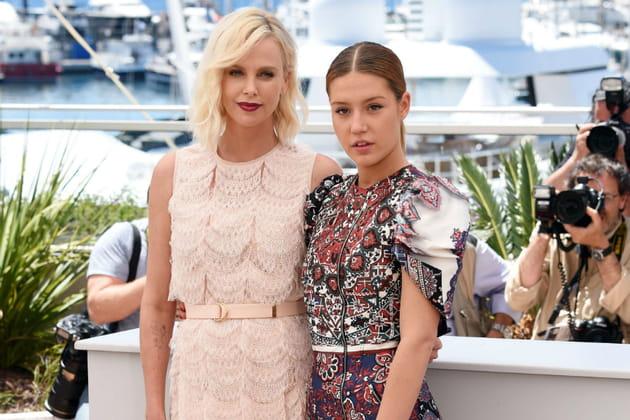Défilé de looks au Festival de Cannes