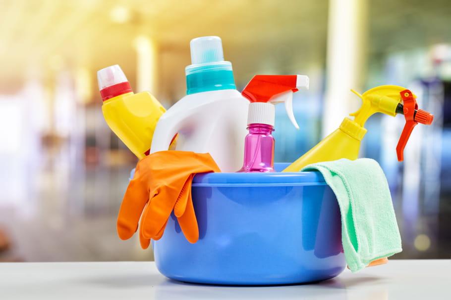 Désinfectant, liquide vaisselle: 60produits d'entretien à bannir