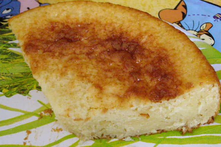 Gâteau au fromage blanc, recette simple et rapide