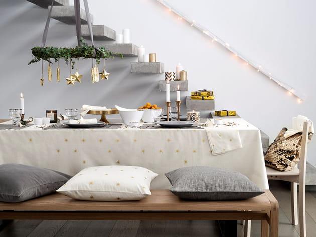 La déco de Noël vue par H&M Home