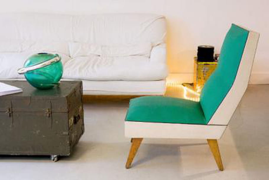 ma d co 2013 en vert meraude. Black Bedroom Furniture Sets. Home Design Ideas