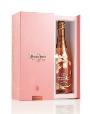 coffret belle epoque rosé de perrier-jouët