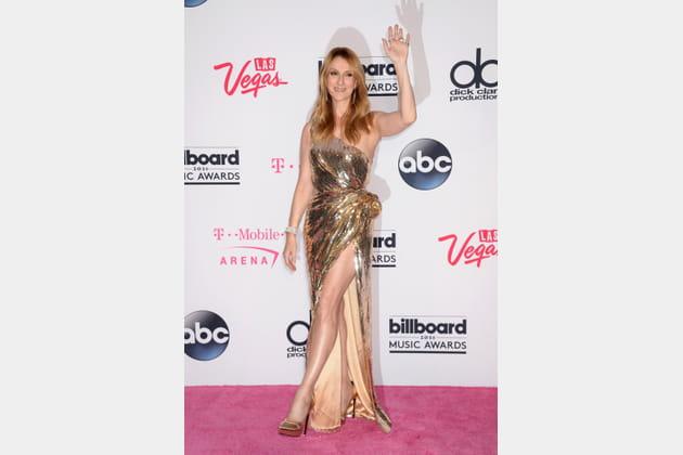 Céline Dion le 22mai 2016