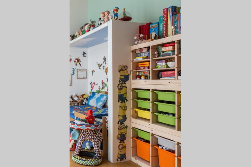 Ranger Les Jouets : 13 Idées Pour Une Chambre D'Enfant Ordonnée