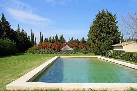 Une piscine au naturel