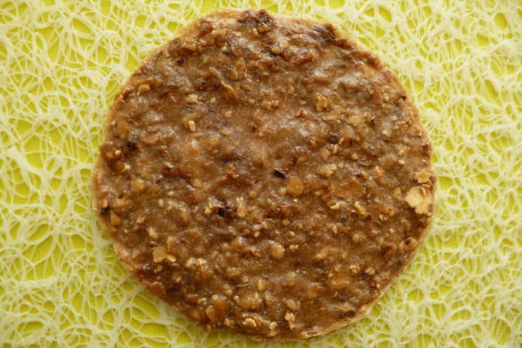 Pancake sans oeuf, sans lait et sans cuisson