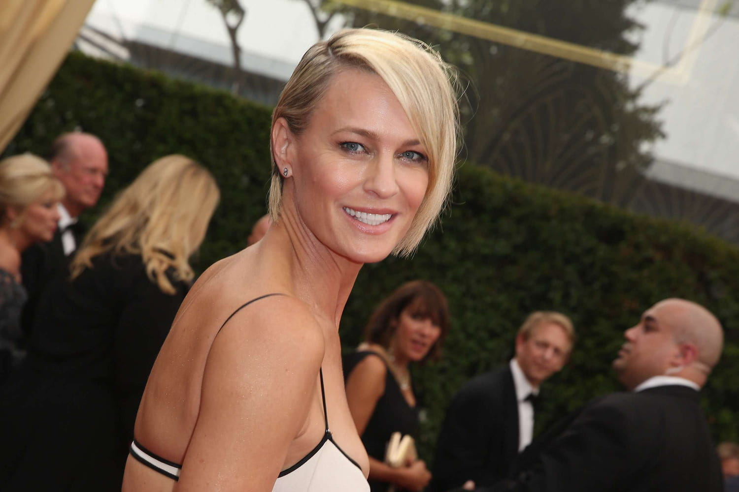 Robin Wright a 50 ans: histoire d'une actrice star