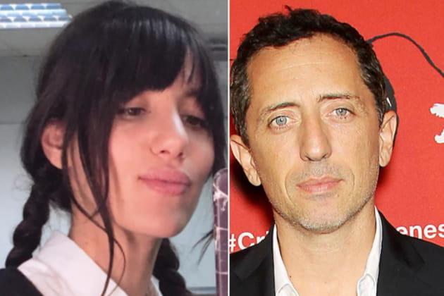 Gad Elmaleh et Élisa Meliani