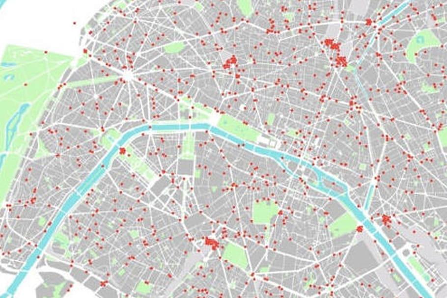 Plus d'arrêts cardiaques dans les gares parisiennes