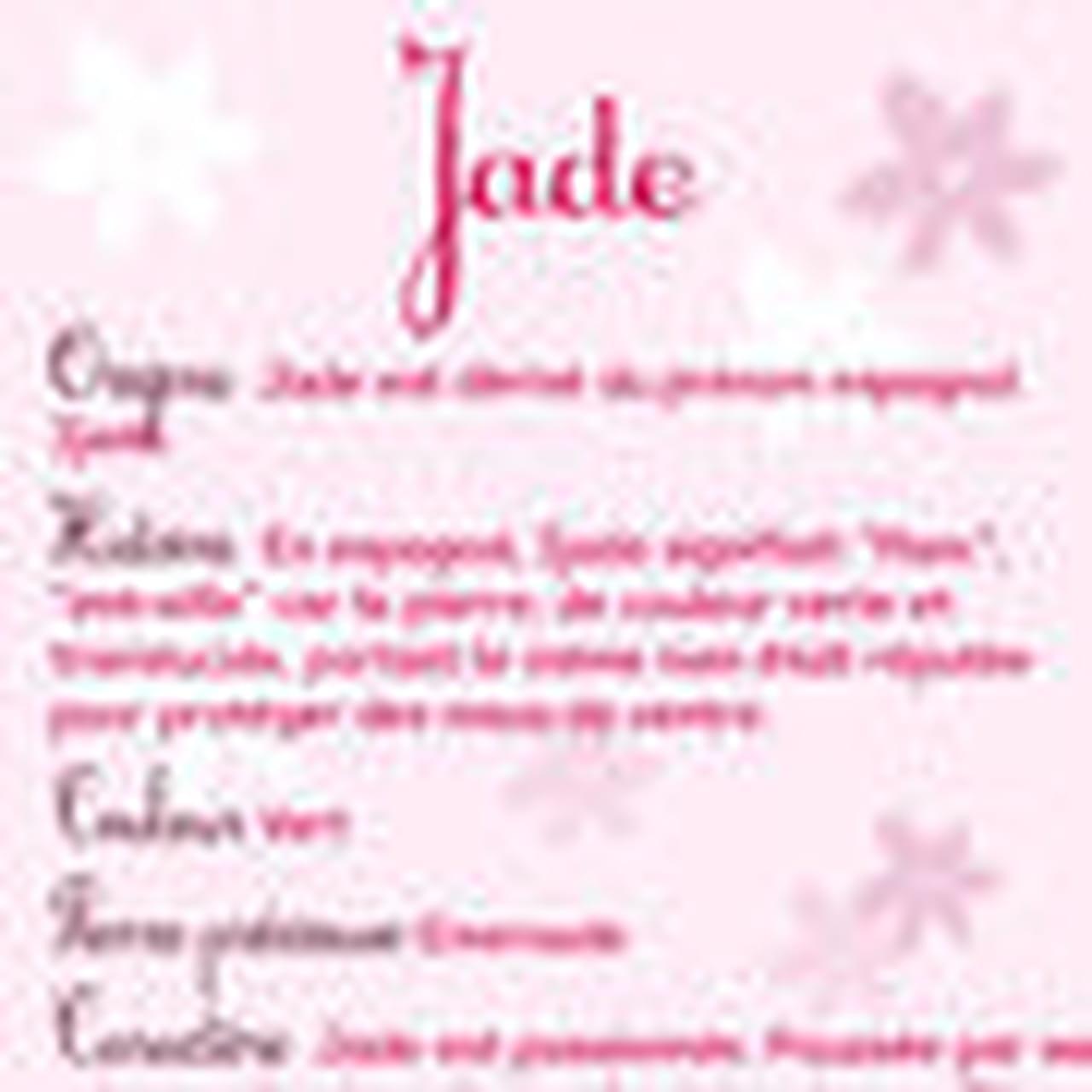 Numéro 6 Jade Gagne Une Place
