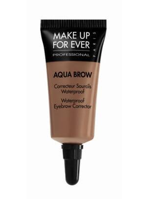 aqua brow correcteur sourcils waterproof de make up for ever