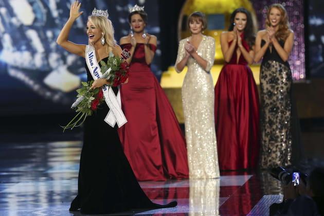Miss America 2017 : Savvy Shields, sacrée