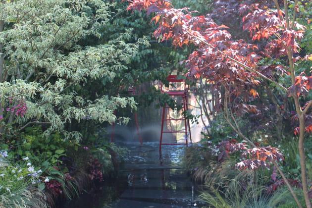 Un jardin zen