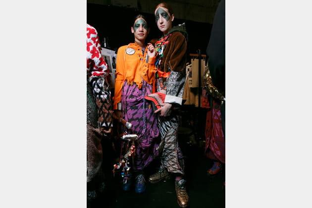 Fashion East (Backstage) - photo 25