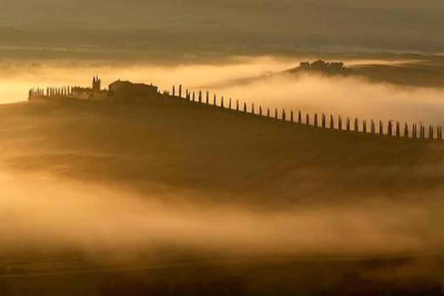 Voyage-photo en Toscane