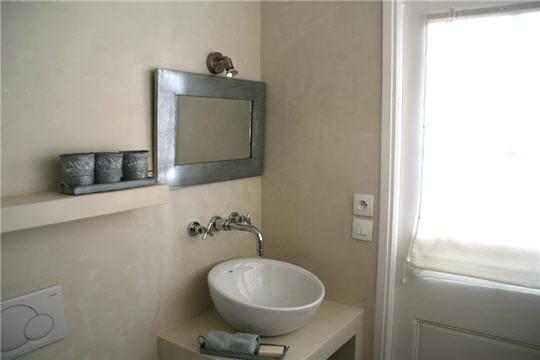 Salle de bains au naturel