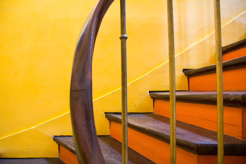 Comment peindre un escalier?
