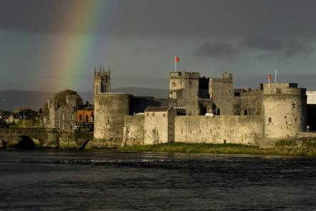 Château du Roi Jean à Limerick