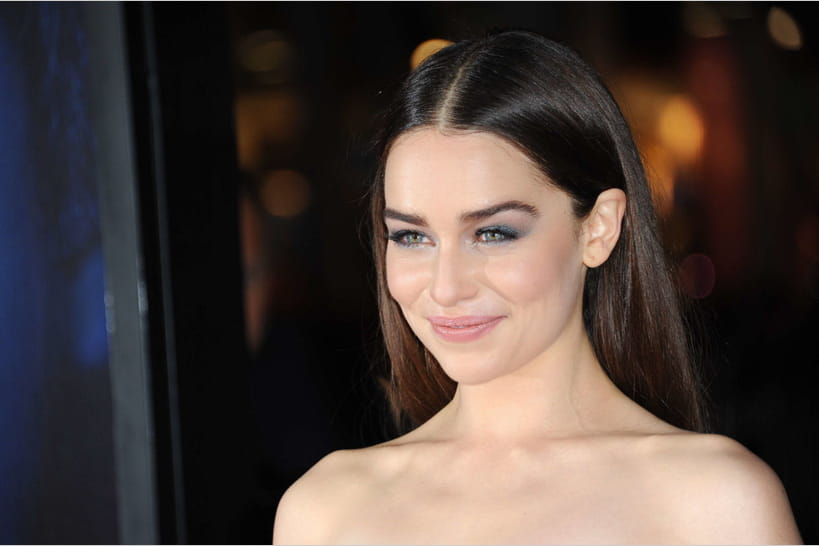 Emilia Clarke, reine à l'écran comme à la ville
