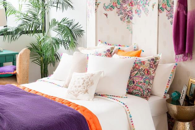 Linge de lit Ponpon de Zara Home
