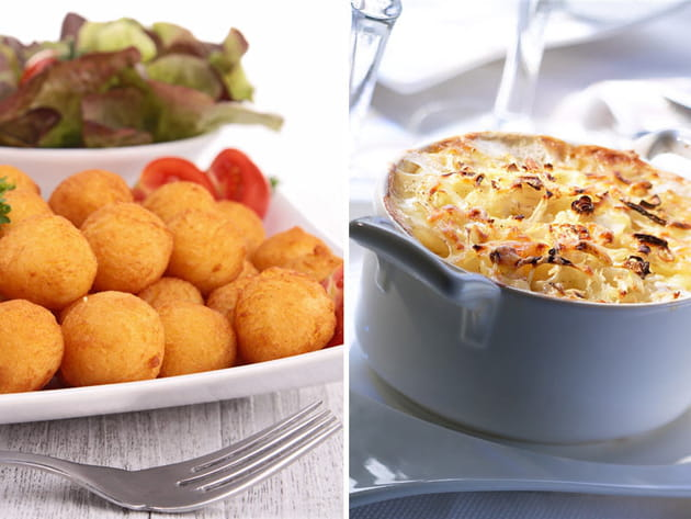 Pommes dauphines ou gratin dauphinois ?