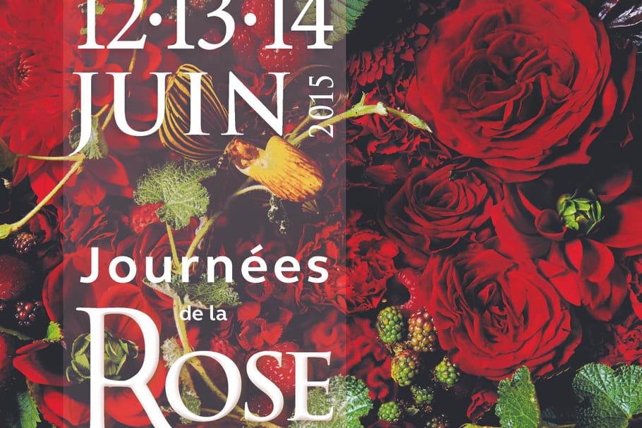 Pierre Hermé, parrain des Journées de la Rose