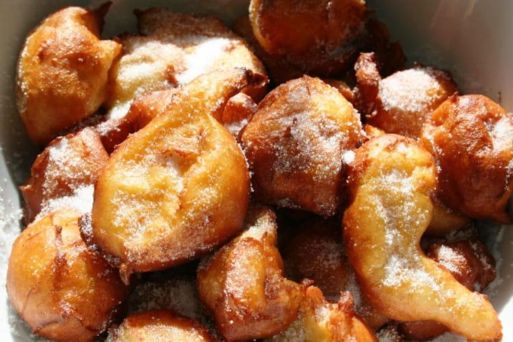 Beignets de pâte à choux