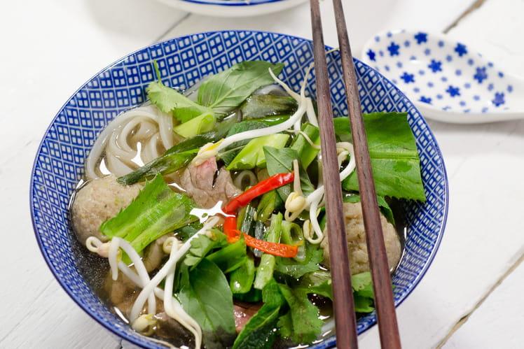Soupe Pho Bo