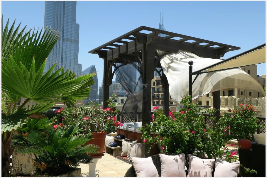 L'immobilier à Downtown Dubaï