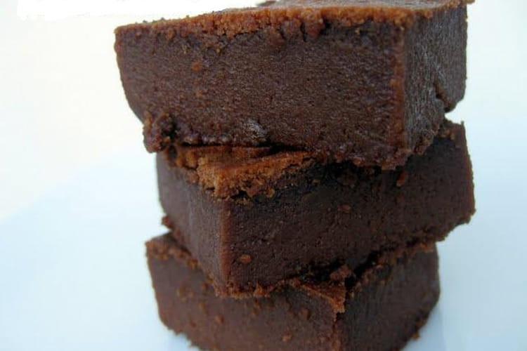 Gâteau au chocolat mémère