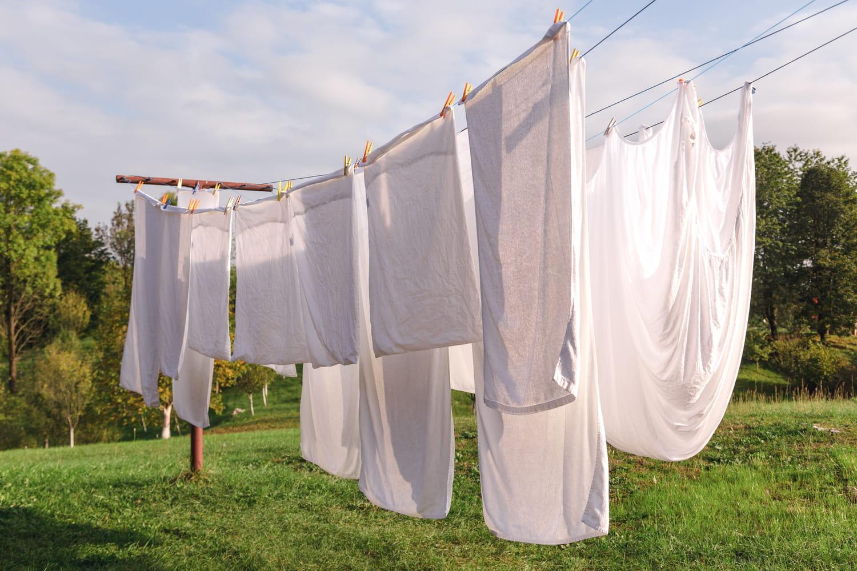 Comment bien laver les draps: mode d'emploi
