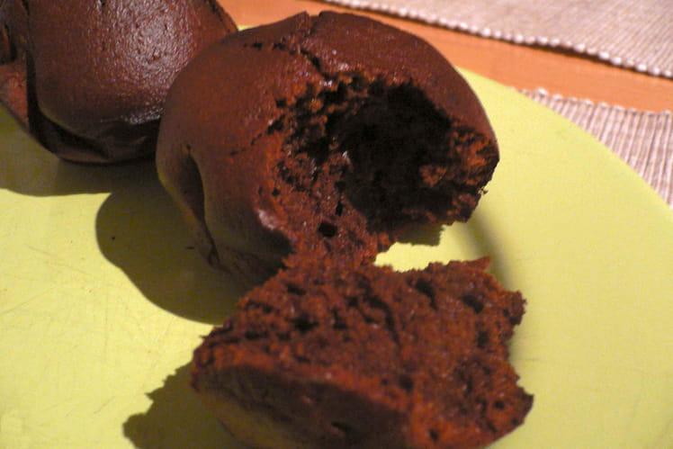 Muffins chocolat-mascarpone