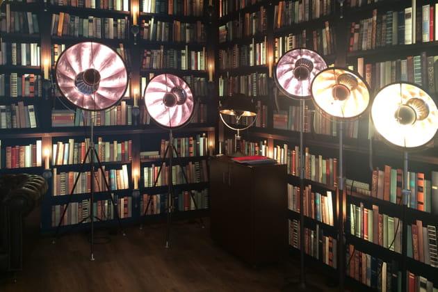 Les lampadaires Studio 1907 par Venetia Studium
