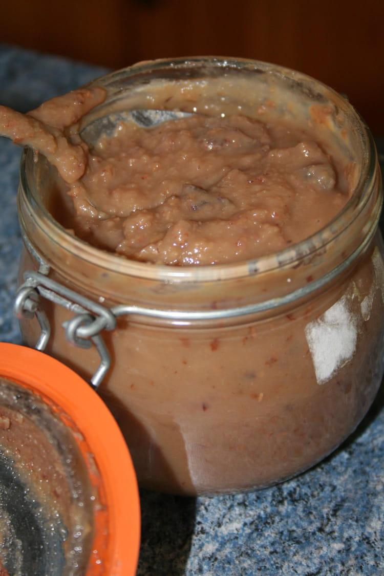 Recette de cr me de ch taigne aux noix la recette facile - Cuisiner chataignes fraiches ...