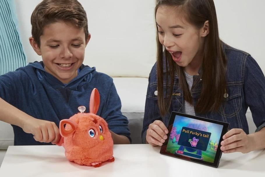 Ces jouets connectés qui espionnent nos enfants